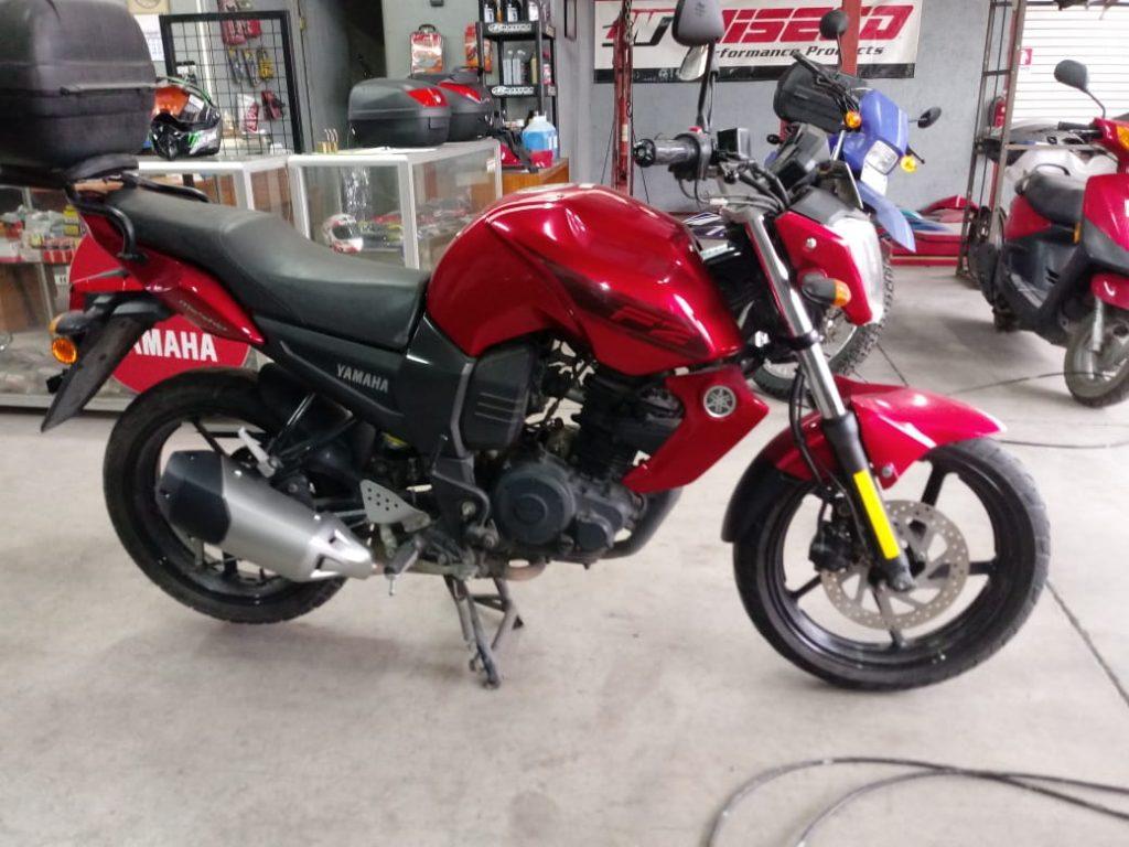 Yamaha FZ-16 Image